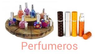 Perfumeros para boda