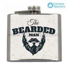 petaca para boda hombre barba