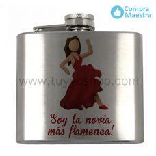 petaca la boda mas flamenca