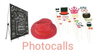 Photocalls para boda