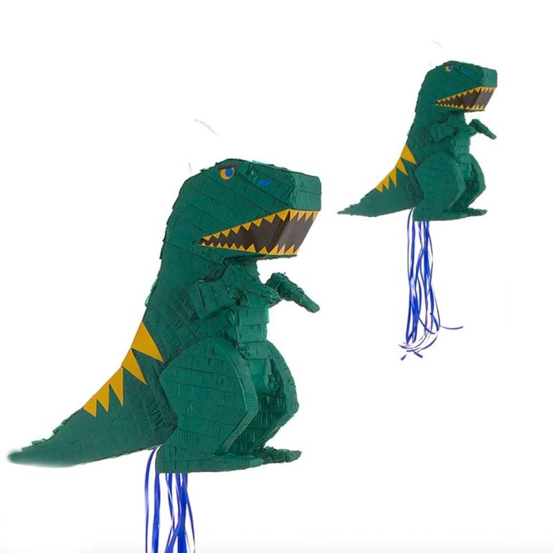 Piñata para eventos. Modelo T-Rex. 48x41cm