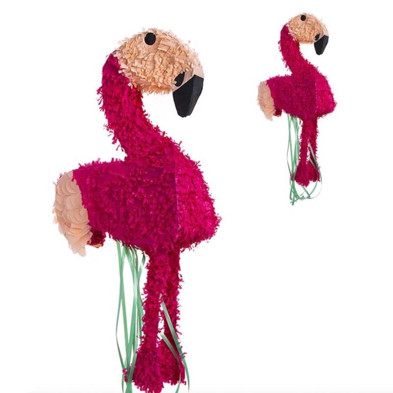 Piñata para eventos. Modelo Flamenco. 40x42cm