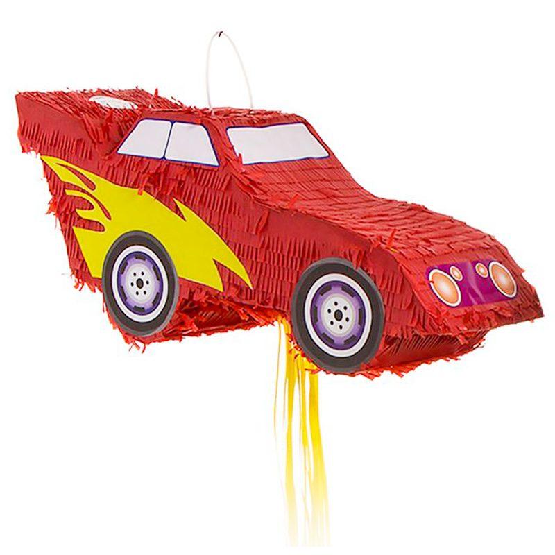Piñata para eventos. Modelo coche carrera. 56x18x23cm pinata para eventos modelo coche carrera 56x18x23cm detalles originales