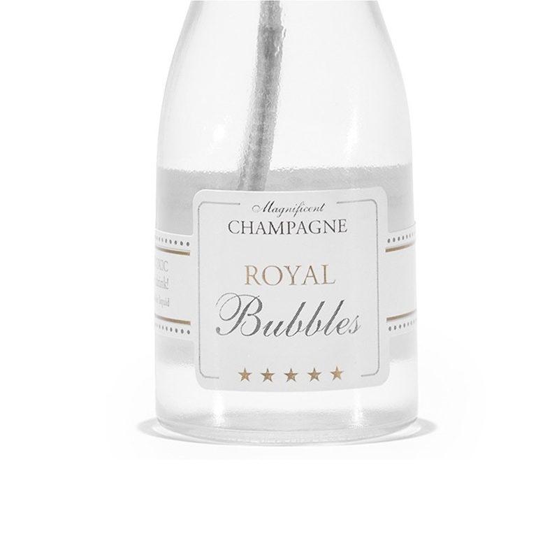 Pompero para boda modelo champán