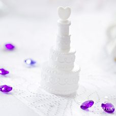 Pompero para boda Tarta nupcial