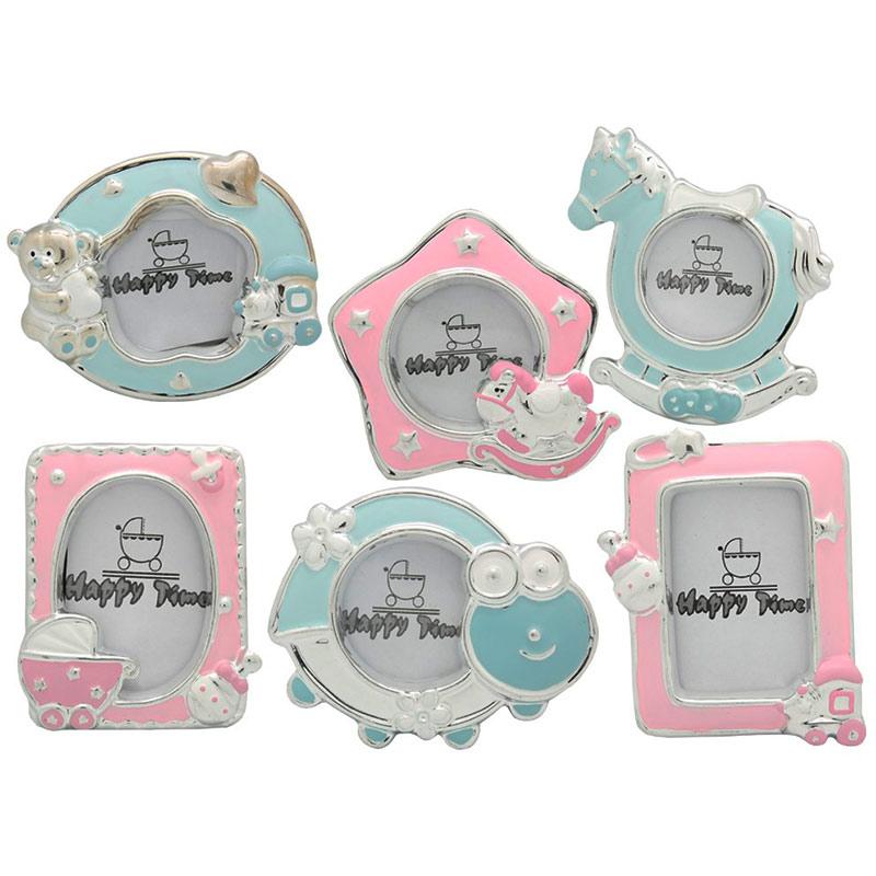 Portafotos para bautizo imán. Varios modelos