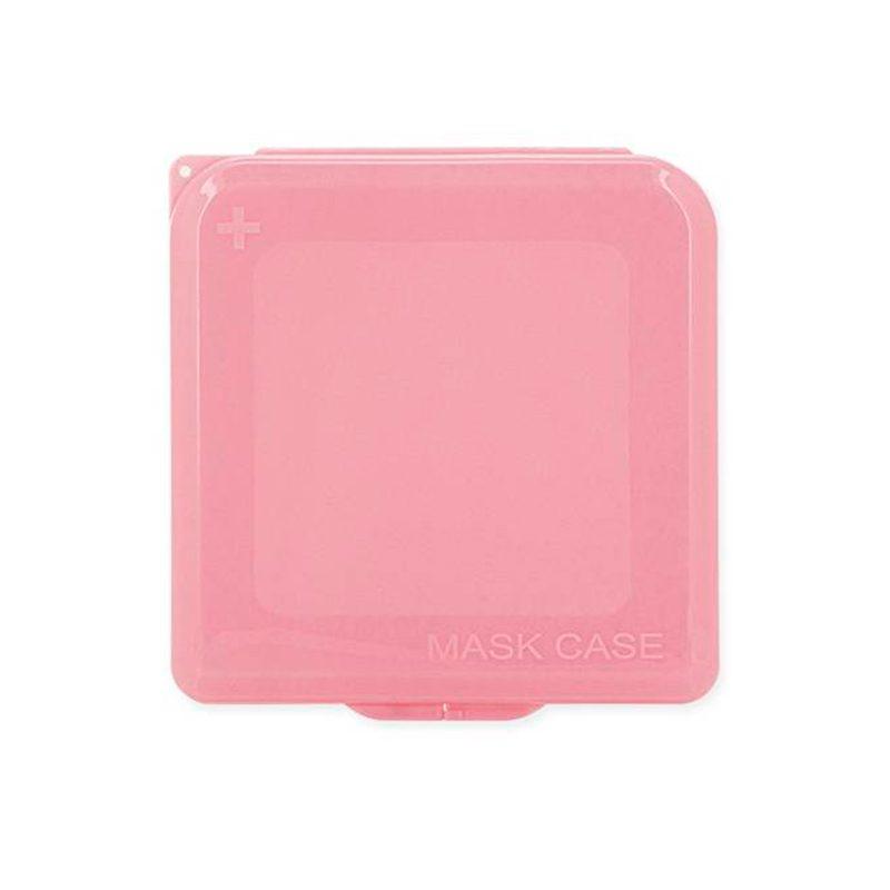 Portamascarillas en color rosa