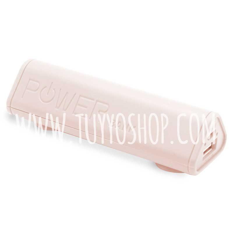 Cargador USB Power Bank con ventosa