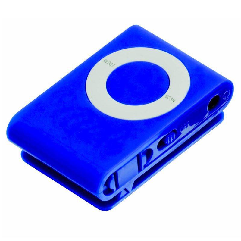 Mini radio. Autoscan Fm. Clip