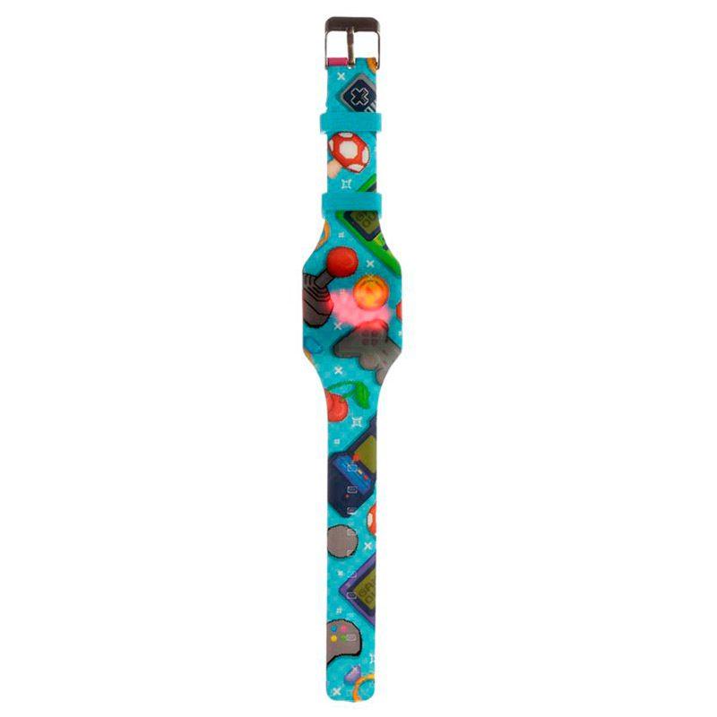 Ultimos regalos para invitados añadidos reloj game over para chicos 3