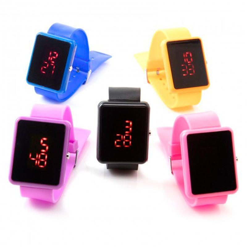 Reloj infantil con pantalla digital