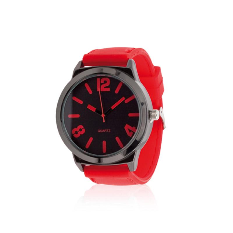 Reloj de correa con silicona. Sport. Varios colores.