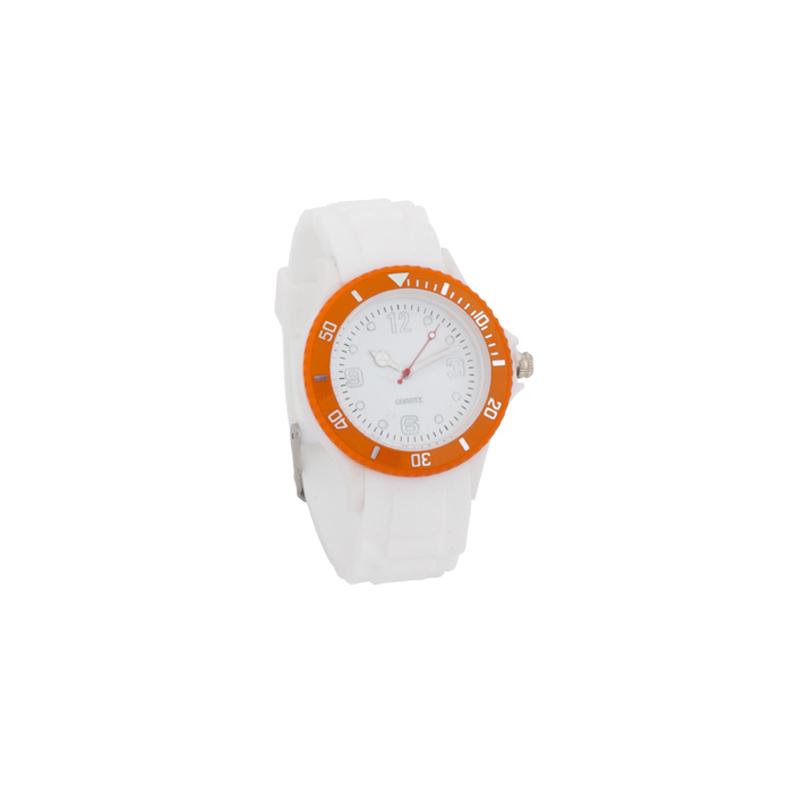 Reloj correa silicona, modelo Esfera. 6 colores disponibles.