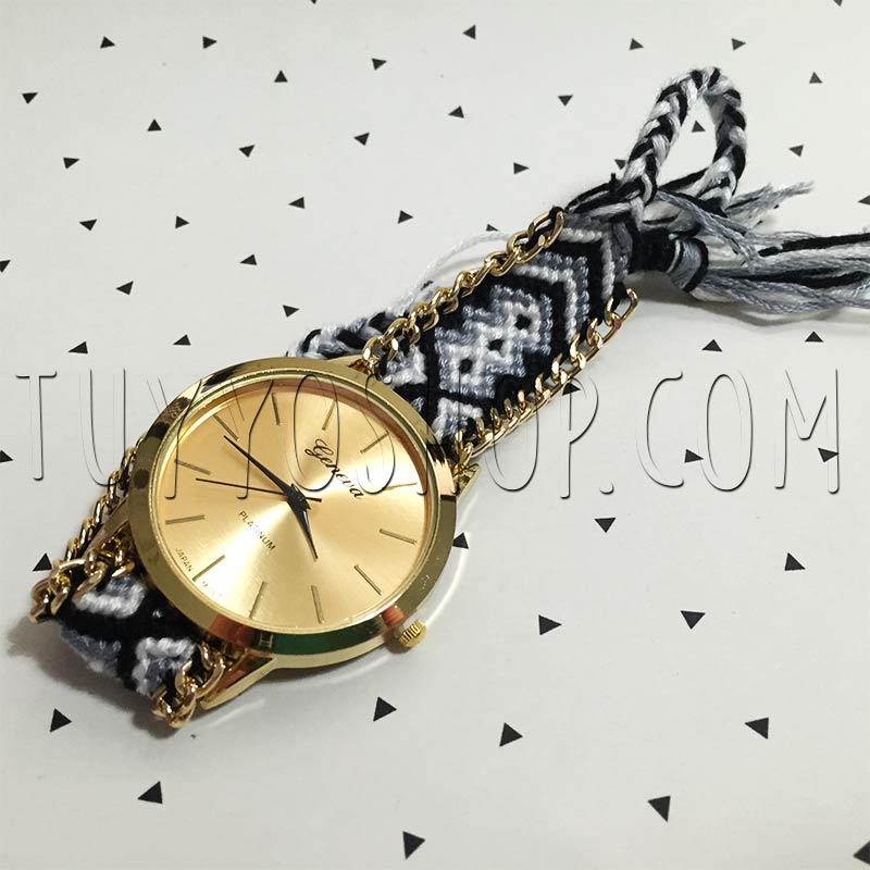 reloj boda modelo etnio