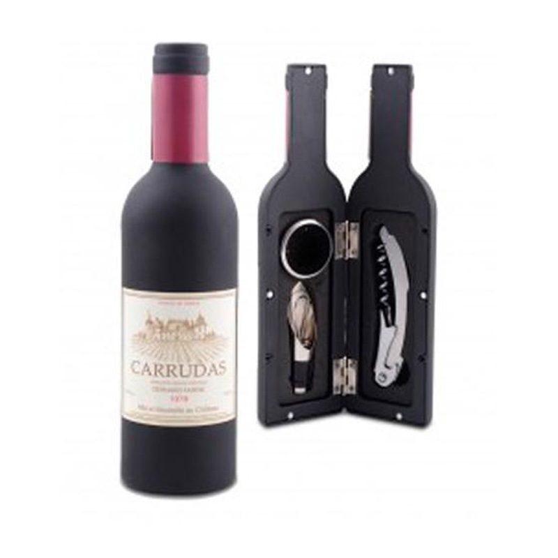 Set botella de vino 3 piezas set botella vino 2