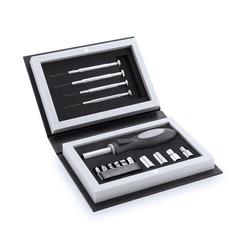 Set de Herramientas modelo Libro, 15 piezas set de herramientas modelo libro 15 piezas5
