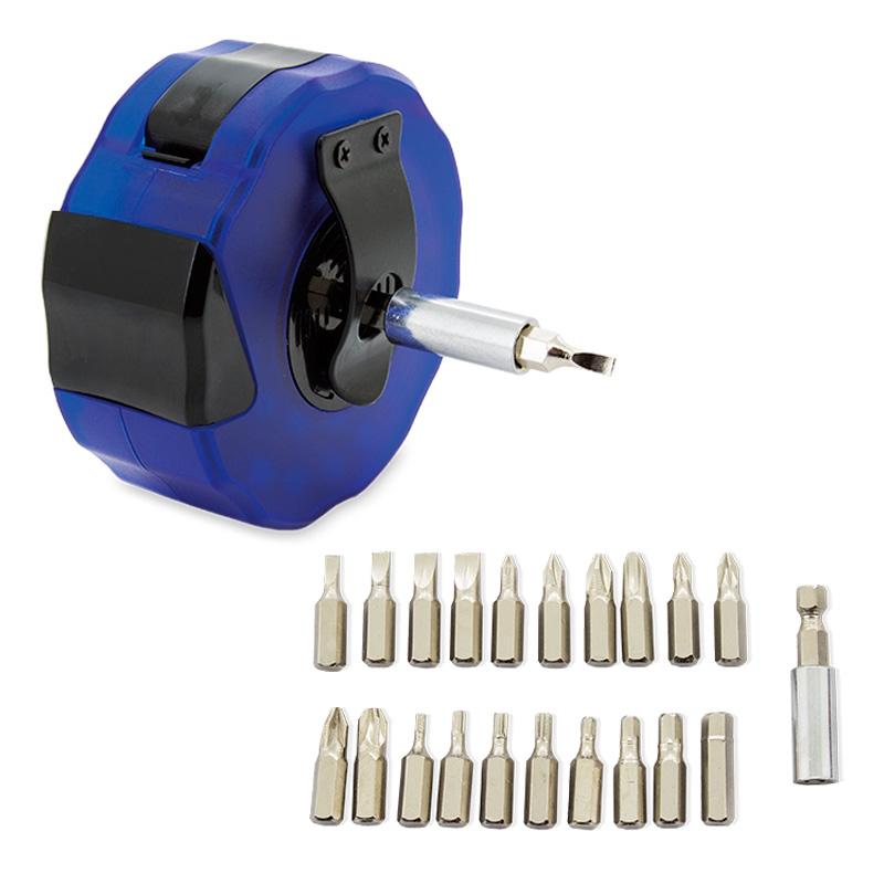 Set destornillador 20 piezas