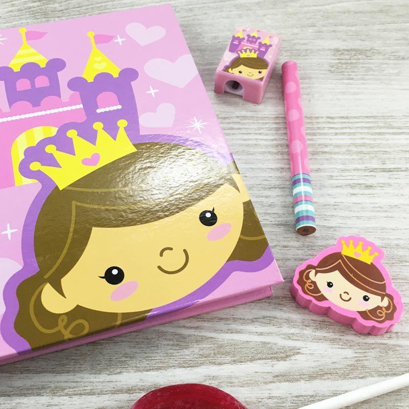 Set escolar Princesa
