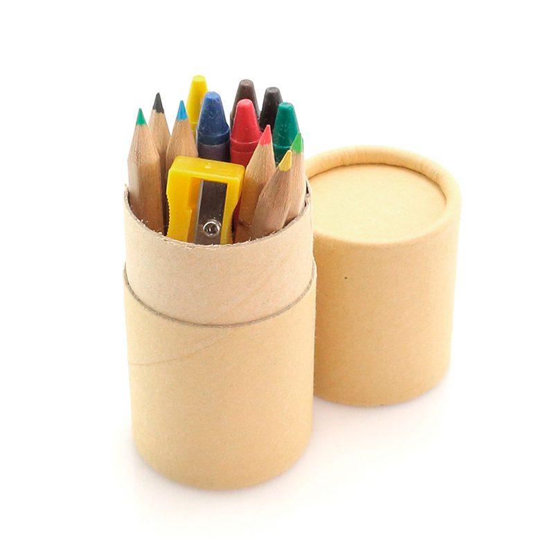 Set para colorear presentado en estuche de cartón set para colorear presentado en estuche de carton detalles infantiles para comunion2