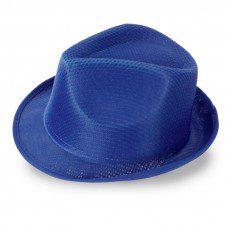 sombrero para photocall en color azul