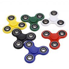 Spinners disponibles en 6 colores básicos