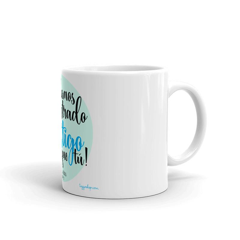 Taza para regalar a tus testigos de boda