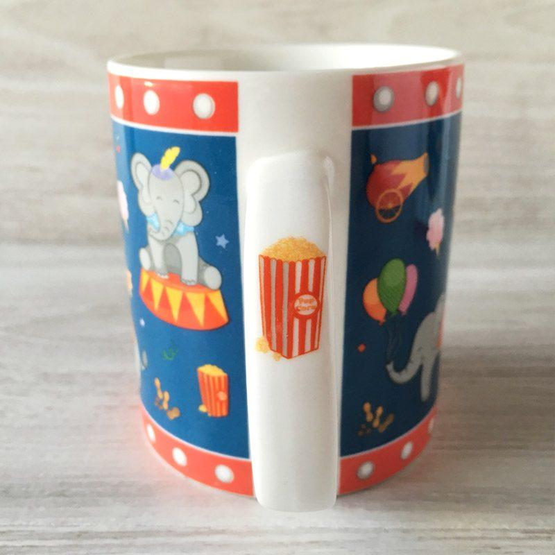 Taza de cerámica Gran Circo