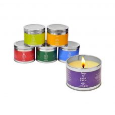 Vela perfumada Keep Calm en latita. 6 aromas.