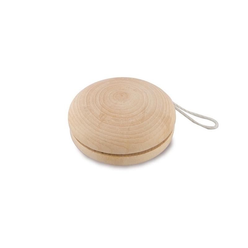 yoyo de madera infantil